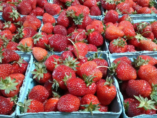 The Shandon Strawberry Festival happens this Saturday.