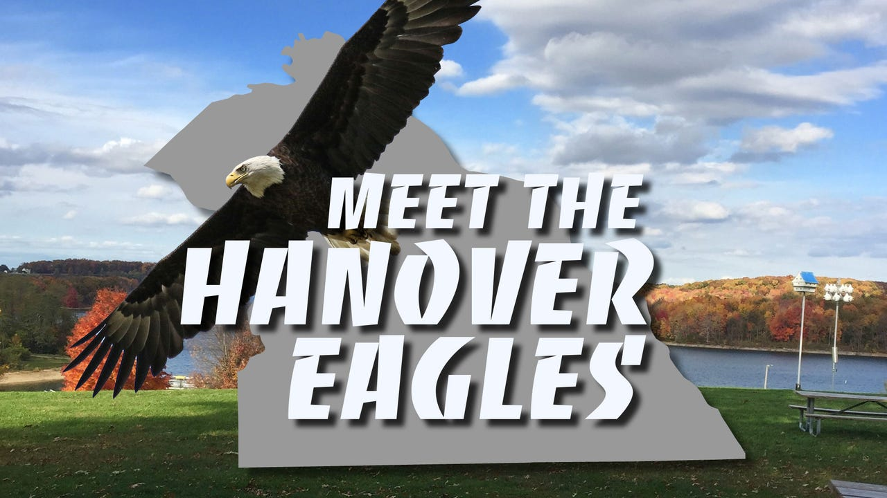 The Hanover eagles live in Codorus State Park, York County. This video will tell you everything you need to know... For now.