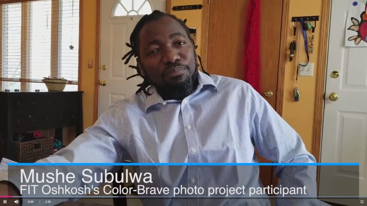Mushe Subulwa shares how his experiences and culture shape his parenting of his two young sons.