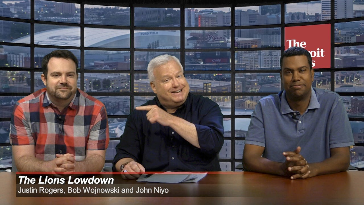 Bob Wojnowski, John Niyo and Justin Rogers break down the Lions' offense after minicamps.