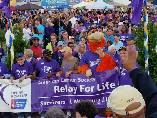 Relay For Life SBY 2014