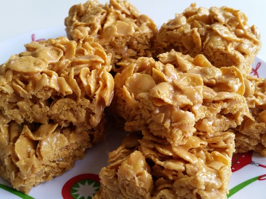 Heather Torpy's grandmother's Crunchy Cereal Bars.