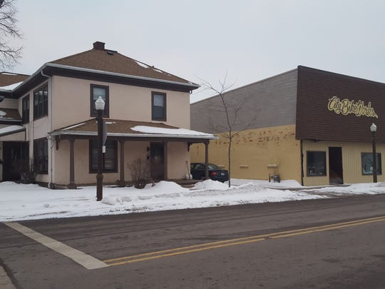 One apartment in the building at Third Street and Mcindoe Street, shown here on Feb. 15, 2016, is considered a chronic nuisance by police after an incident with drugs there last December.