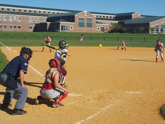 Gettysburg softball