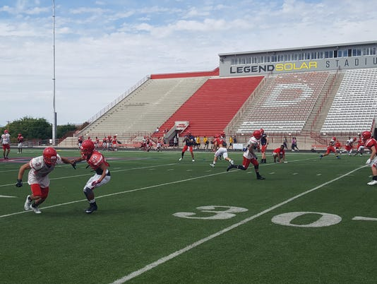 Dixie State Football Shifts Focus To First Game