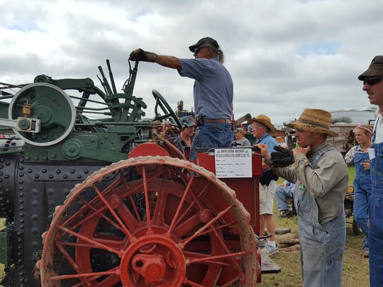 Steam engine enthusiasts may have to travel further to attend a show this year as the coronavirus pandemic is forcing the cancellation of many local shows.