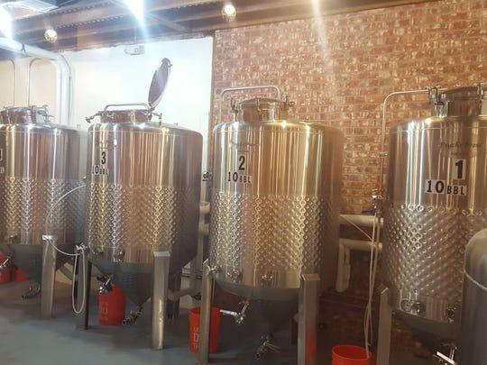 Beer Fermenter Tanks