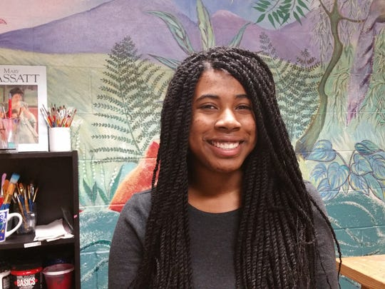 Kennedy Smith, a second year student at The Princeton Learning Cooperative, said she was bored with traditional high school but felt isolated in a home-based self-directed learning program. The Princeton Learning Cooperative offered her the best of both worlds.
