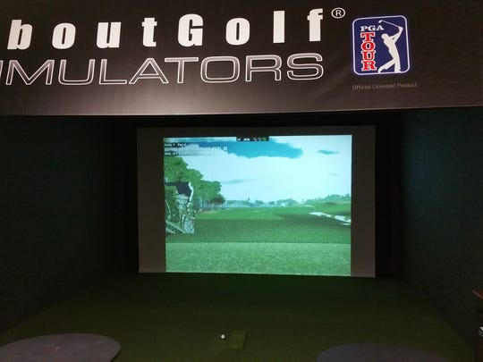 Premier Sports Academy in Weston features a virtual