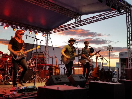 Night in the Country, pictured here in 2016, is one of the many music festivals in Northern Nevada and Tahoe region.
