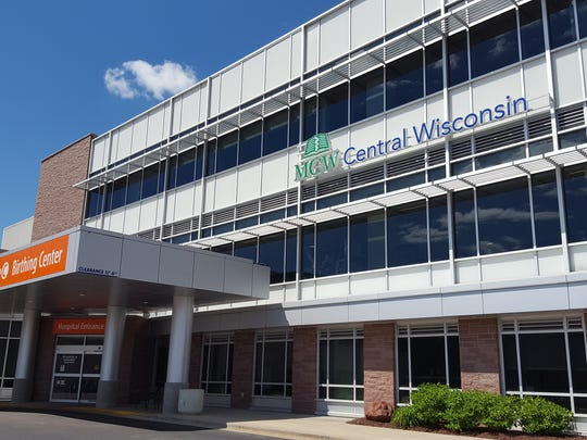 The Medical College of Wisconsin-Central Wisconsin, shown on Monday, is based on the Aspirus Wausau Hospital campus.