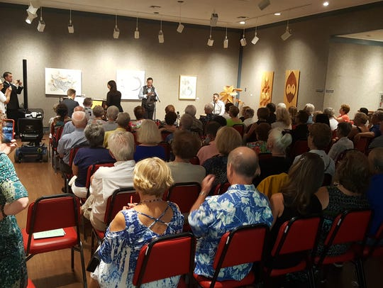 Marco Island Center for the Arts introduced Island