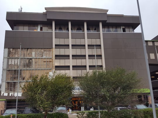 The hotel where S&S Storm Chasers stayed in Florida