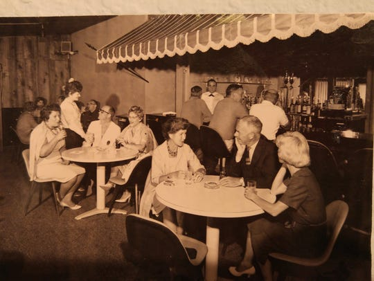 The Surfside was also the social center, general store,