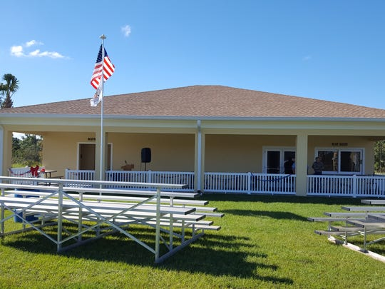 The Hunter Safety and Education Building at the Indian River County Public Shooting Range was recently opened and is the latest addition to the facility that has been expanding for a year.