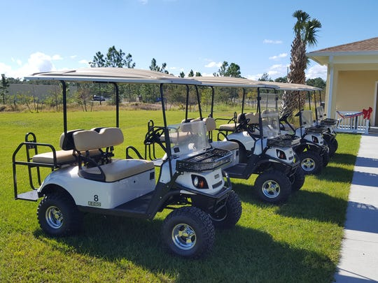 The use of golf carts on Port St. Lucie roadways has been an ongoing issue for decades.