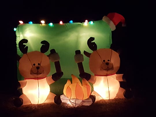 Gilbert's Riparian After Dark event starts on Dec. 7 and lasts through Dec. 22.