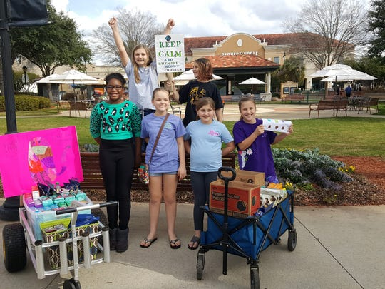 Girl Scouts will be showing off their cookie-selling skills by participating in booths (starting Jan 19), door-to-door sales, cookie drive-thrusand digital sales through March 4.