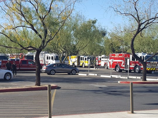 The funeral service for Tempe fire Capt. Kyle Brayer