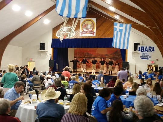 Kick-off New Jersey's Greek festival season at St.