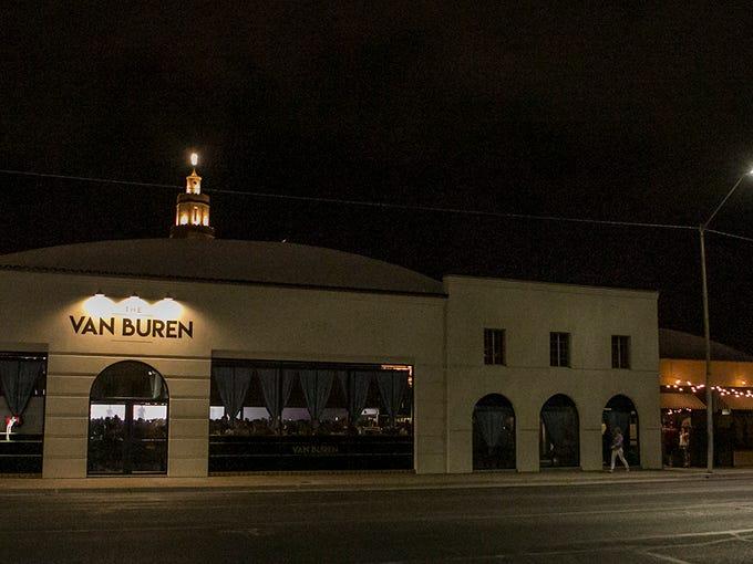 The opening of new downtown music venue The Van Buren,