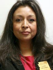 Lydia Hernandez.