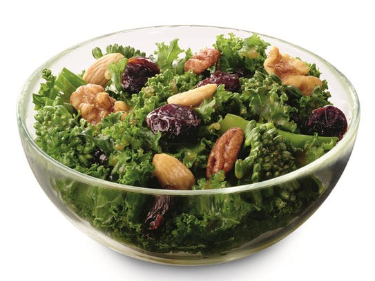 Chick-fil-A's Superfood Side with kale, broccolini,