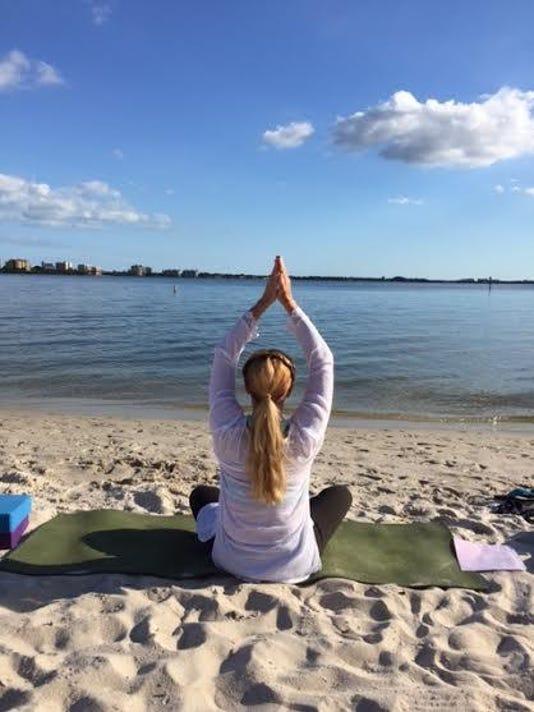 Yoga seated