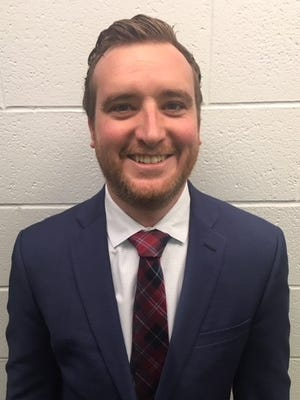 Matt Anderson is the new acting principal at Jeffersontown High School.