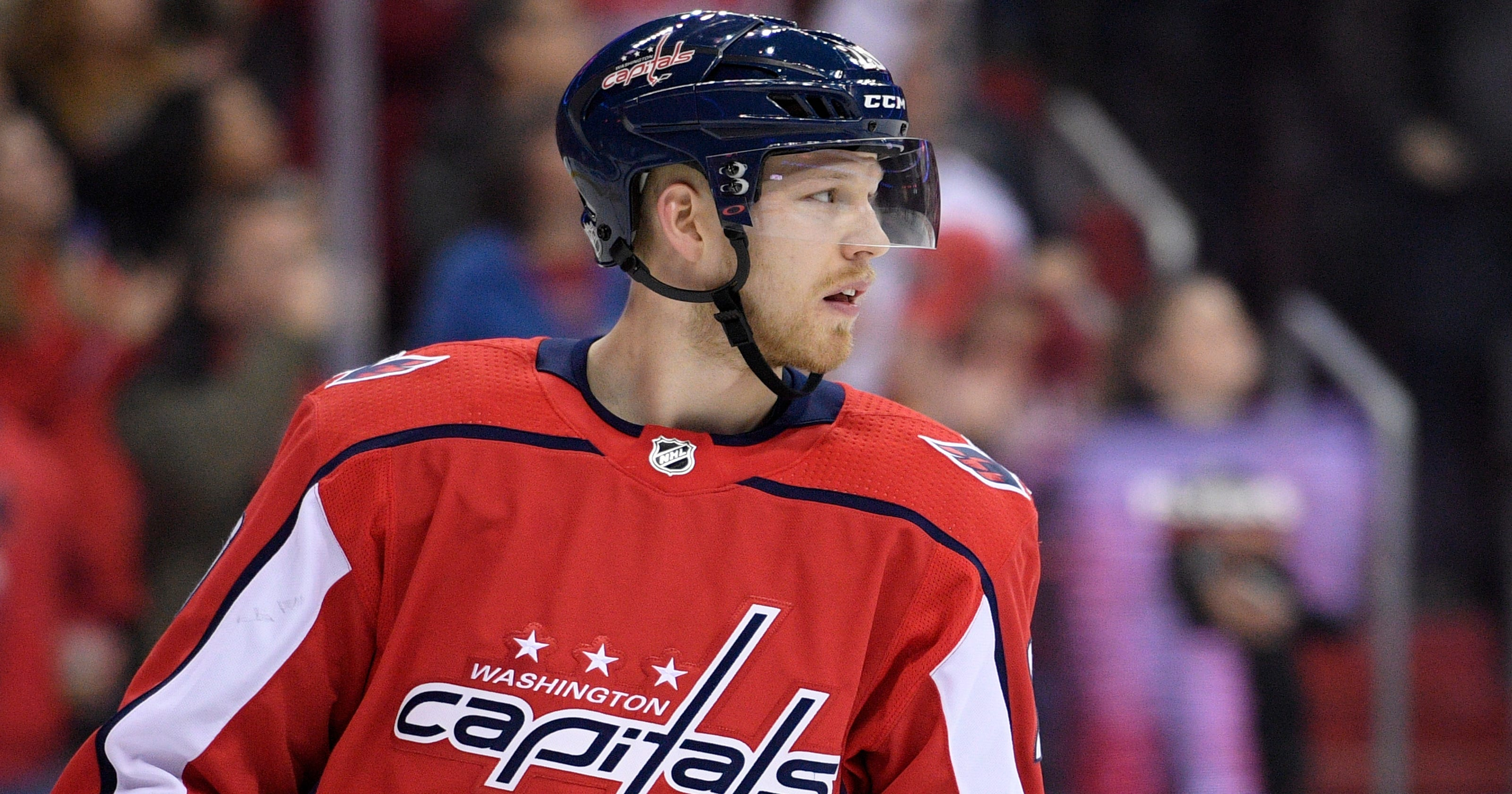 213b3a897 Washington Capitals  Lars Eller gets five-year extension