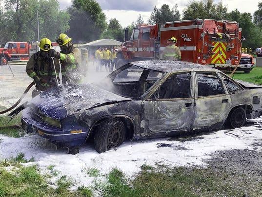 Shasta Arson Task Force