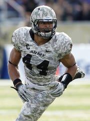 Army defensive end Josh McNary.