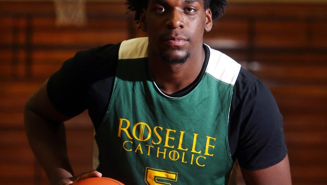 Asbury Park native Nazreon Reid, who plays at Roselle Catholic, has been selected to play in the McDonald's All American Game.