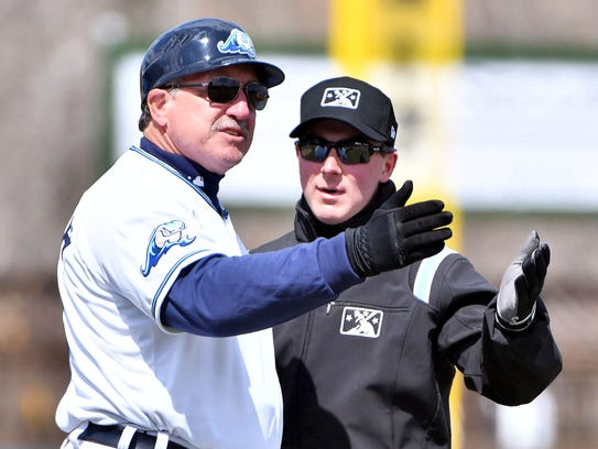 West Michigan manager Lance Parrish says he has loved his 40-plus years in baseball.