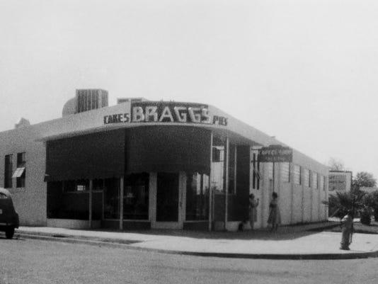 Bragg's Pie Factory