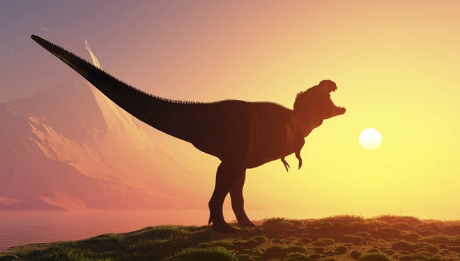 Scientists say they've found the biggest dinosaur ever. (Photo is not that dinosaur.)