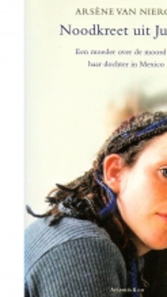 Hester van Nierop on book cover