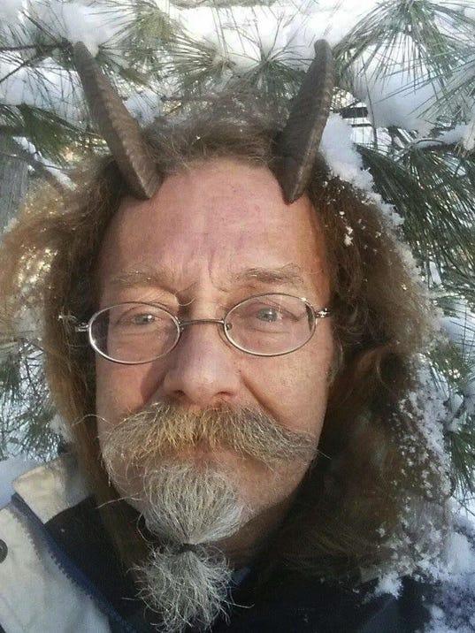Goat Horn Man License