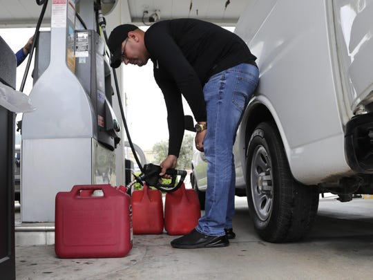 An increase of 15-30 cents per gallon in average U.S. pump prices is likely during the repairs in Saudi Arabia, according to GasBuddy.