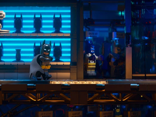 Inside the amazing lair of Bruce Wayne and Batman from