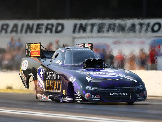 Brainerd International Raceway owner Jed Copham, who died Sunday in Florida, found a way to offer drag racing and road racing simultaneously.