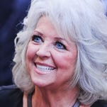"TV personality/chef Paula Deen visits the set of NBC's ""Today"" at the NBC's TODAY Show on September 23, 2014, in New York, New York."