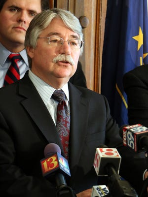 Indiana Attorney General Greg Zoeller.