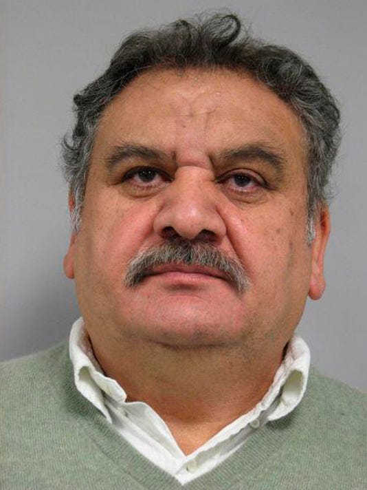 AP Shoplifting Spree Charges