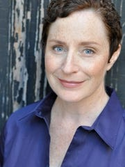 "Laura Gordon portrays Winnie in Renaissance Theaterworks' production of Samuel Beckett's ""Happy Days."""