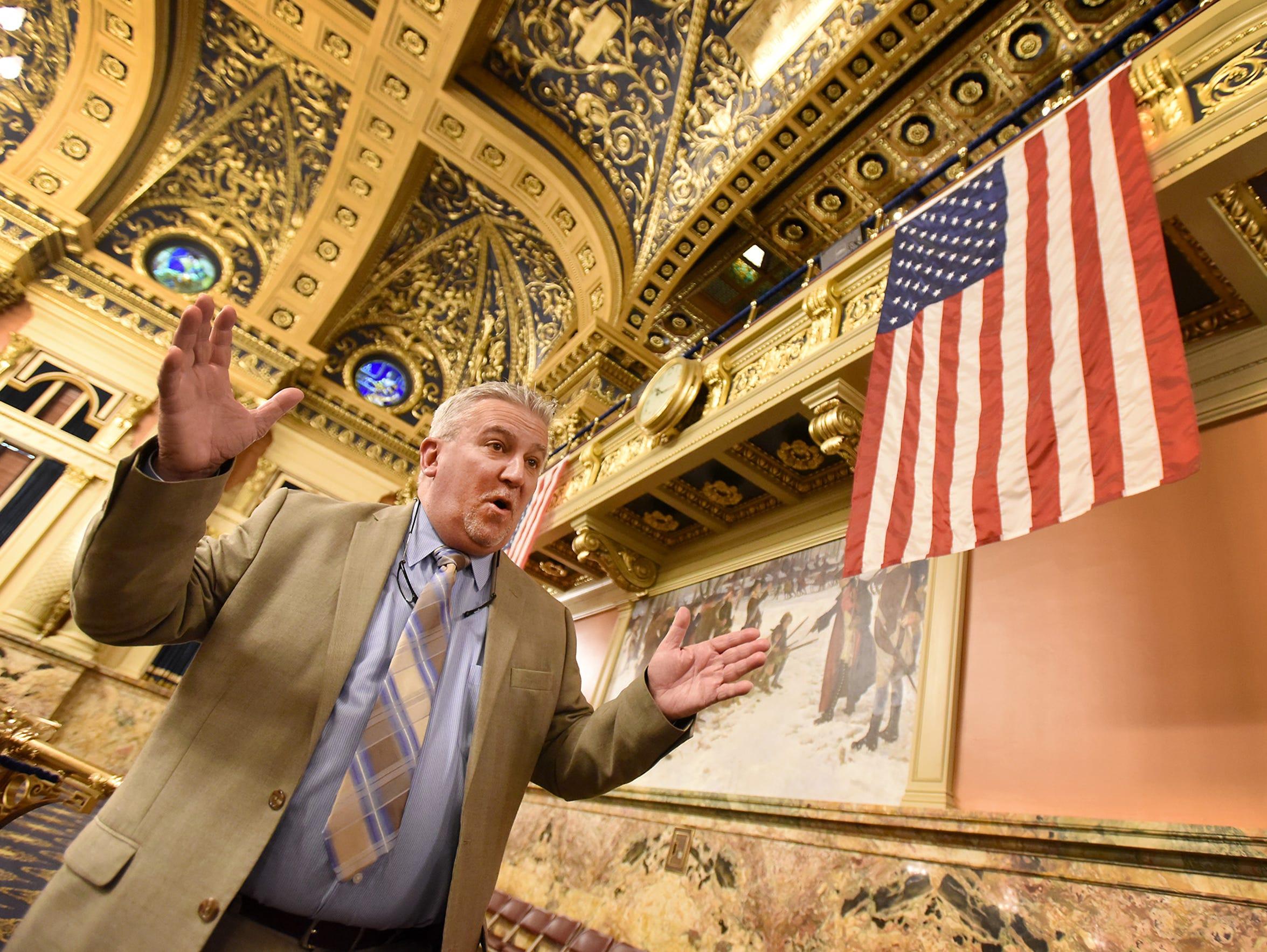 Senator Mike Folmer, PA-48, has been a state senator