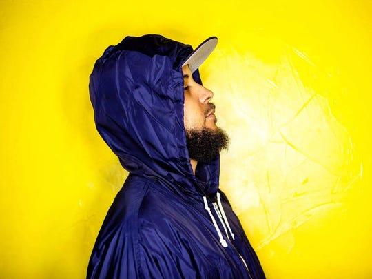 MC and hip-hop lyricist Mic Phelps