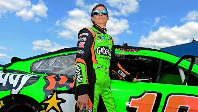 Danica Patrick has been competing full-time in Sprint Cup since 2013.