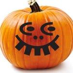 azcentral.com pumpkin-carving stencil