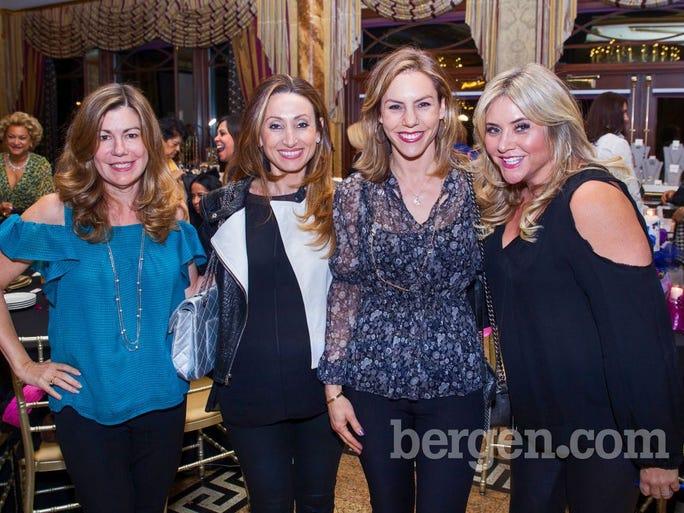 Jennifer Zimmer, Alina Amber, julie Ferraro, Jennifer